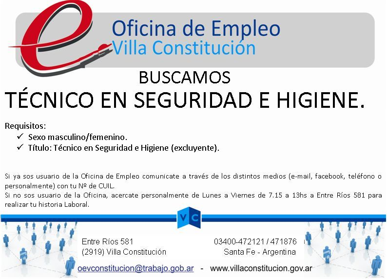 BUSQUEDA- SEG E HIG- EMET