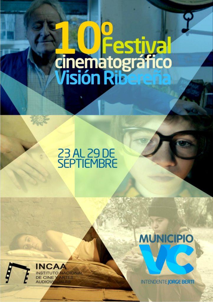 """10º FESTIVAL CINEMATOGRÁFICO """"VISIÓN RIBEREÑA"""""""